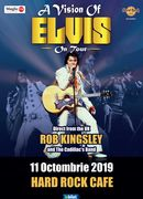 A vision of Elvis - Rob Kingsley and The Cadillac's Band