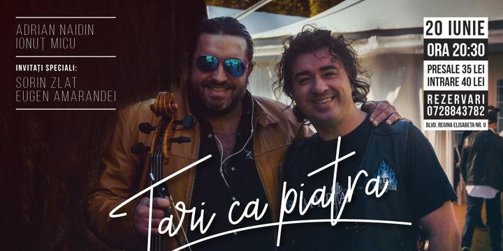 TARI CA PIATRA - eveniment @ The Pub Trocadero