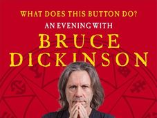 Bruce Dickinson - What Does this Button Do ?