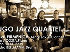 Tango Jazz Quartet (Arg) LIVE