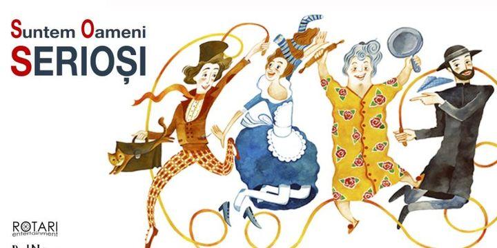 Targu Mures: Suntem Oameni Seriosi