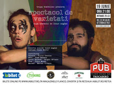 Spectacol de Varietati cu Trupa Bombolino @ The Pub!
