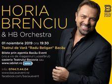 Bacau: Concert Horia Brenciu