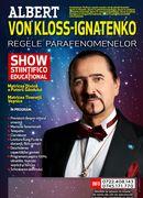 Constanta: Albert Von Kloss - Ignatenko Show Stiintifico Educational