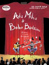 Ada Milea și Bobo Burlăcianu – Concert cu bucăți din concerte