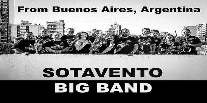 Sotavento Big Band (Arg - tango jazz big band) LIVE in Capcana