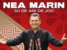 Nea Marin - 50 de ani de joc