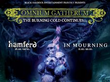 "Omnium Gatherum ""The Burning Cold Continues…"" Tour 2019"