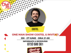 One Man Show Costel@Club 99
