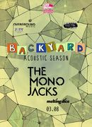 "The Mono Jacks & Melting Dice canta pe terasa ""In spatele casei"" la Backyard Acoustic Season Timisoara"