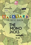"The Mono Jacks & Meling Dice canta pe terasa ""In spatele casei"" la Backyard Acoustic Season Timisoara"