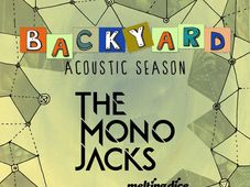 "The Mono Jacks & Melting Dice canta pe terasa ""In spatele casei"" la Backyard Acoustic Season Timisoara"