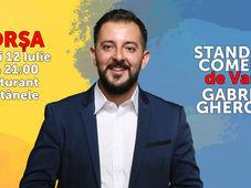 Stand Up Comedy de Vara cu Gabriel Gherghe