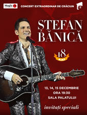 Stefan Banica – Concert Extraordinar de Craciun 2019