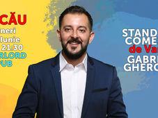 Stand Up Comedy de vară cu Gabriel Gherghe @Bacau
