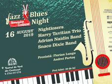 Jazz & Blues Night Remember Costinesti