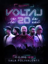 Concert Voltaj - Ca la 20 de ani