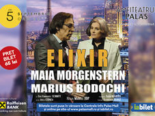 "Spectacol teatru ""Elixir"""