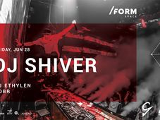 DJ Shiver at /FORM  SPACE