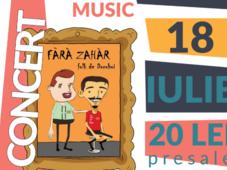 Fara Zahar la HideOut pe Terasa Shopping City Piatra Neamt