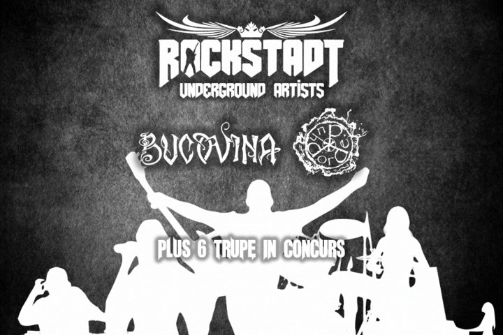 Bucovina / Dor De Duh / Rockstadt Underground Artists