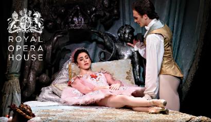 Concerto / Enigma Variations / Raymonda Act III - The Royal Ballet