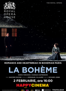 LA BOHÈME - The Royal Opera