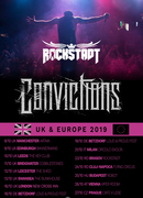 Convictions [USA]/Familiar Spirit [GB] live in Rockstadt