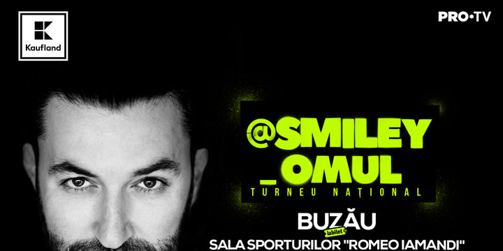 @Smiley_Omul la Buzau - Turneu National