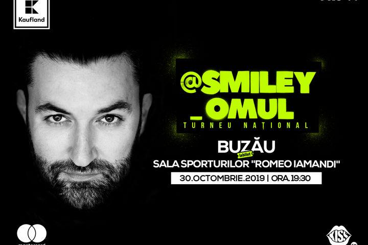 @Smiley_Omul la Buzau - Turneu National