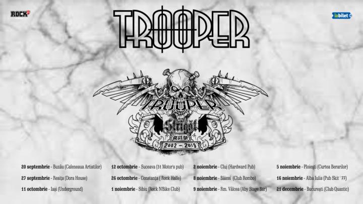 Resita: Trooper - Strigat (Best of 2002-2019)