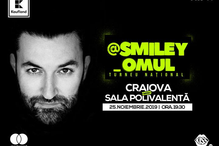 @Smiley_Omul la Craiova - Turneu National