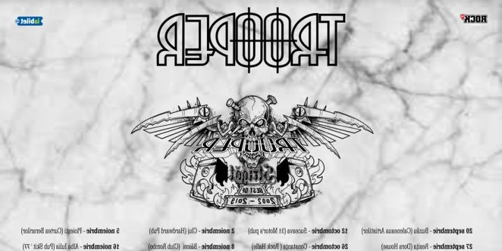 Ploiesti: Trooper - Strigat (Best of 2002-2019)