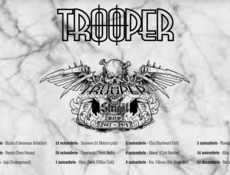 Turneu Trooper - Strigat (Best of 2002-2019)