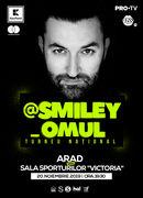 @Smiley_Omul la Arad - Turneu National