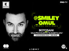 @Smiley_Omul la Botosani - Turneu National