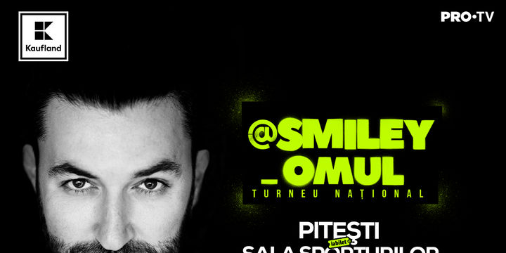 @Smiley_Omul la Pitesti - Turneu National