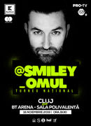 @Smiley_Omul la Cluj-Napoca - Turneu National
