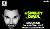 @Smiley_Omul la Bucuresti - Turneu National