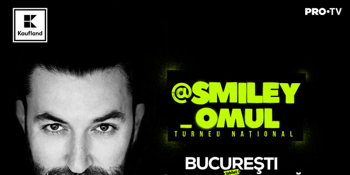 @Smiley_Omul la Bucuresti - Turneu National