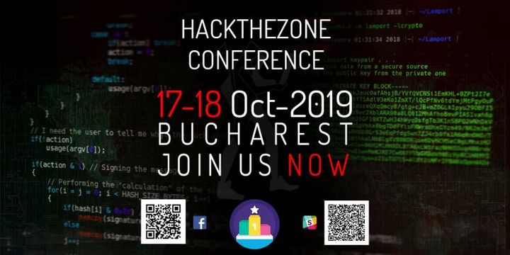 HackTheZone conference & challenges