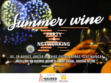 Summer Wine Party & Networking