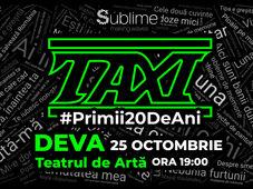 Taxi la Deva: Primii 20 de ani