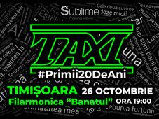 Taxi la Timisoara: Primii 20 de ani
