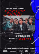 Oradea: Concert 5GANG - Arena Antonio Alexe