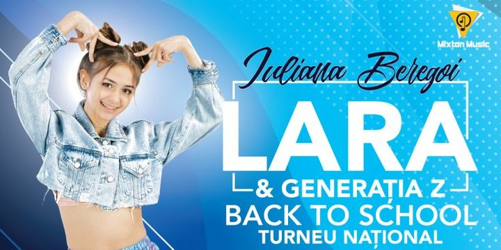 Bacau: Lara & Generatia Z Back to School