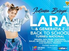 Ramnicu Valcea: Lara & Generatia Z Back to School