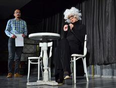"""Teatru Rosu: """"Un barbat si mai multe femei"""""""