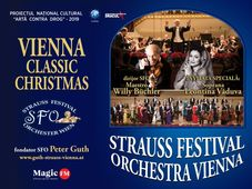 Iasi: Turneul National - Strauss Festival Orchestra Vienna