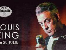 """Louis King """"The King of the Rockin' Blues""""- Australia"""